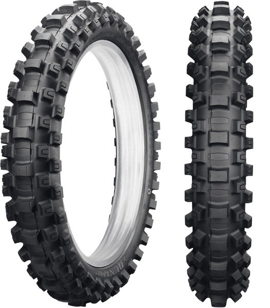 Dunlop MX 32 Tire Review