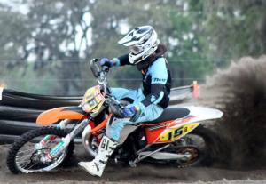 Brian Ashby KTM 300